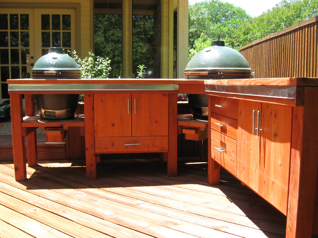 Big Green Egg Bbq Stations