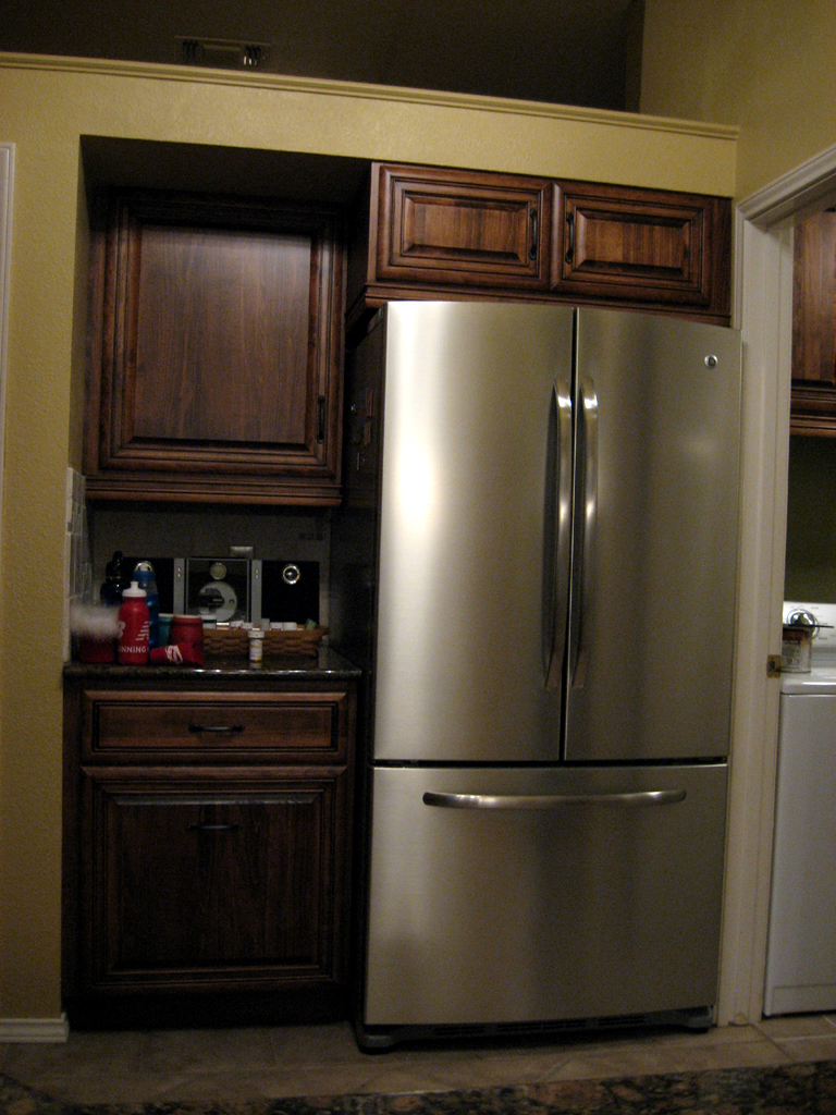 42 Tall Upper Kitchen Cabinets From Picture On