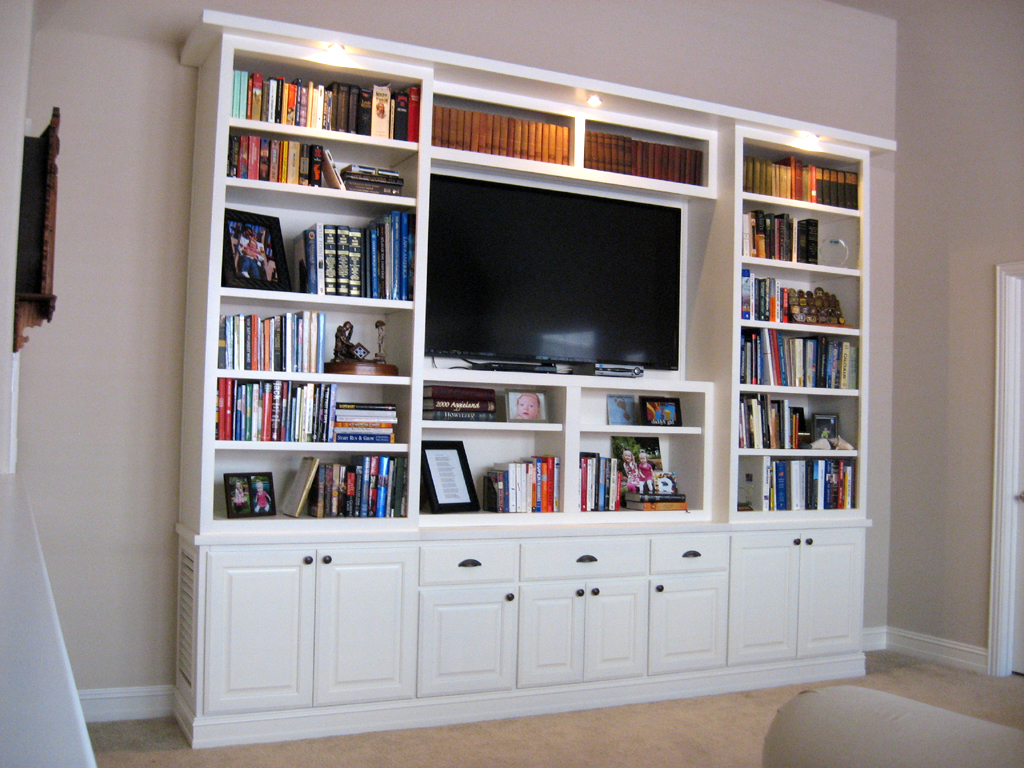 White Media Center by Texas Timber Wolf